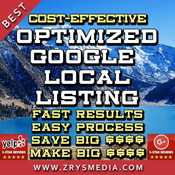 Google Business Local Services by ZrysMedia