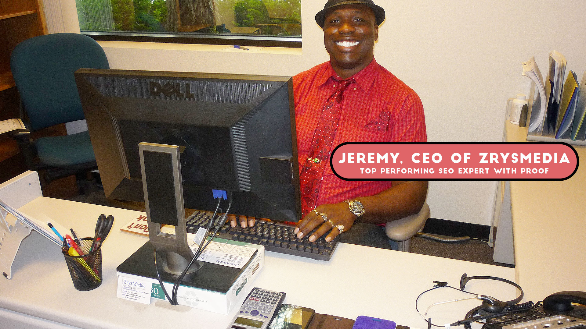 Director of SEO & CEO of ZrysMedia - Jeremy