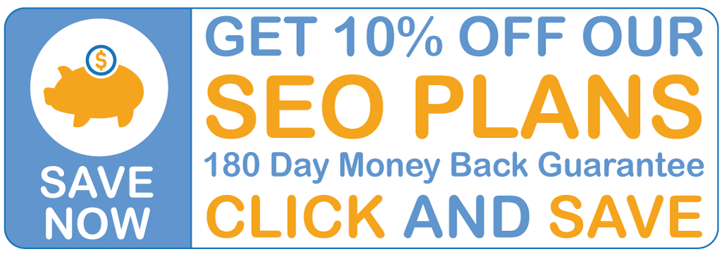10% Off SEO Plan